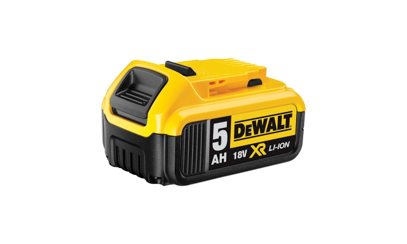 DeWalt DCB184 18V XR Li-Ion 5.0Ah Battery