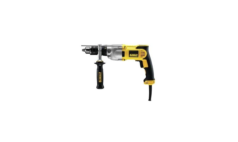 DeWalt D21570K 110v 1300W 127mm 2 Speed Dry Diamond Drill