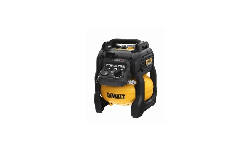 DeWalt DCC1054N 54V XR Flexvolt 10 Litre Air Compressor Body Only