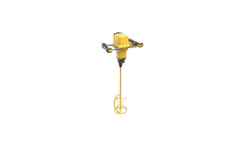 Dewalt DCD240X2 54V XR Flexvolt Brushless Paddle Mixer 2 x 9.0Ah Batteries