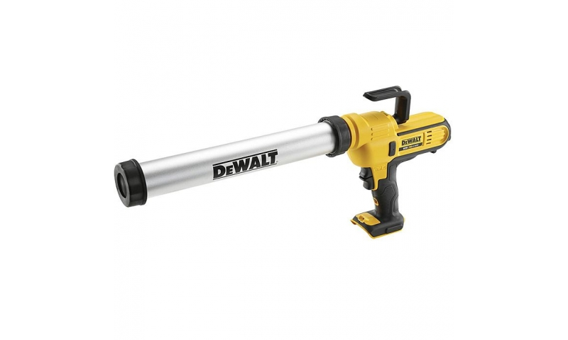 DeWalt 18v XR 600ml Cordless Caulking Gun (Body Only) (DCE580N )