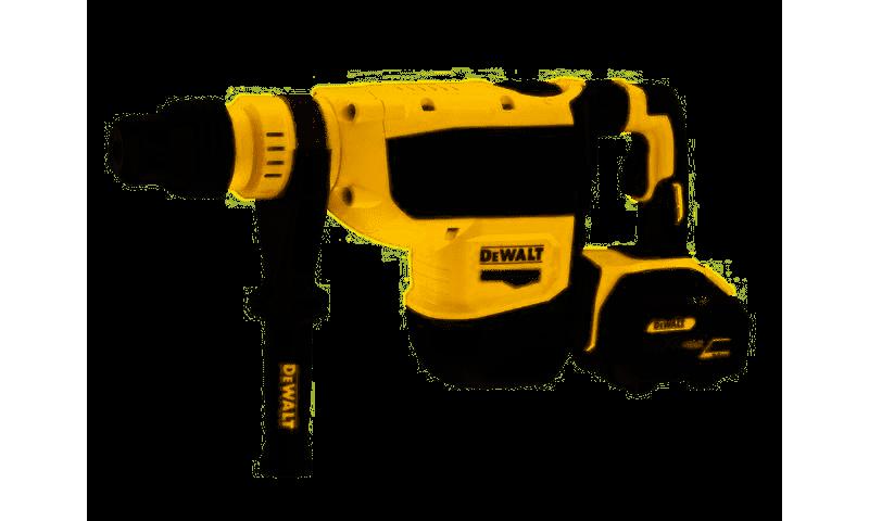 DEWALT DCH733X2 Flexvolt 54 Volt SDS-Max Rotary Hammer Kit, 2 x 9.0Ah Batteries