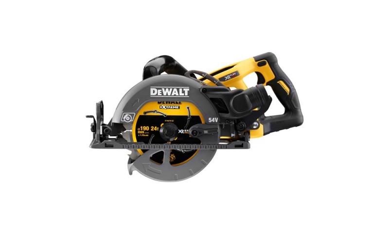 DEWALT DCS577N-XJ 54 Volt XR Flexvolt High Torque Circular Saw Body Only