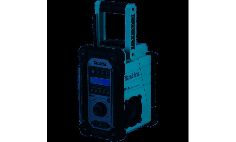 Makita Bluetooth Job Site DAB Radio (DMR106B)