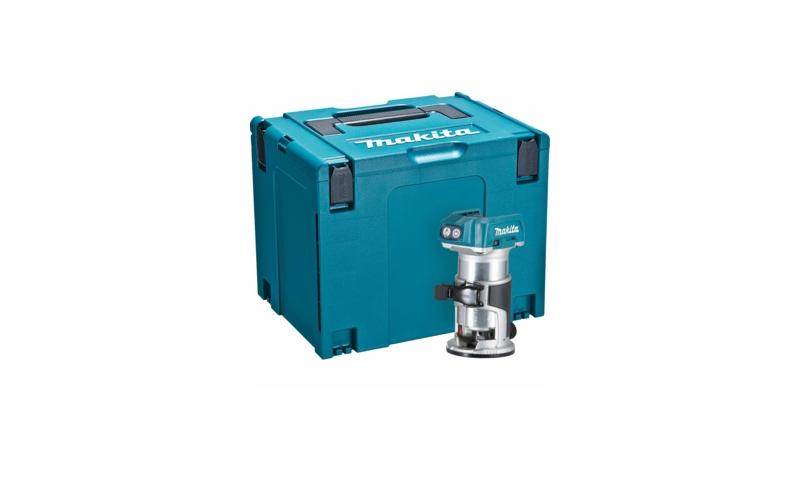 Makita DRT50ZJ 18v LXT Li-ion Brushless Router/Trimmer Bare Unit