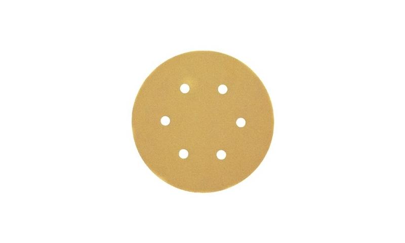 DeWalt Multi-Purpose Sanding Discs 150mm 80 grit x 10 Pack (DT3123-QZ)