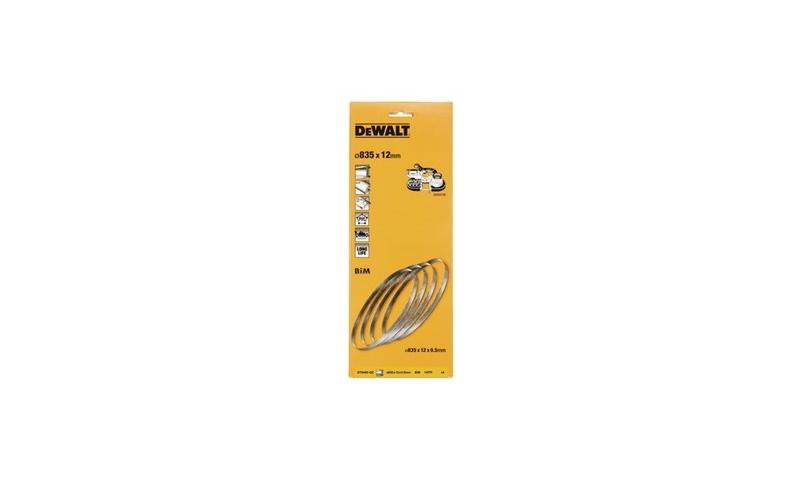 Dewalt 14TPI Cordless Bandsaw Blade 4pk  (DT8460)