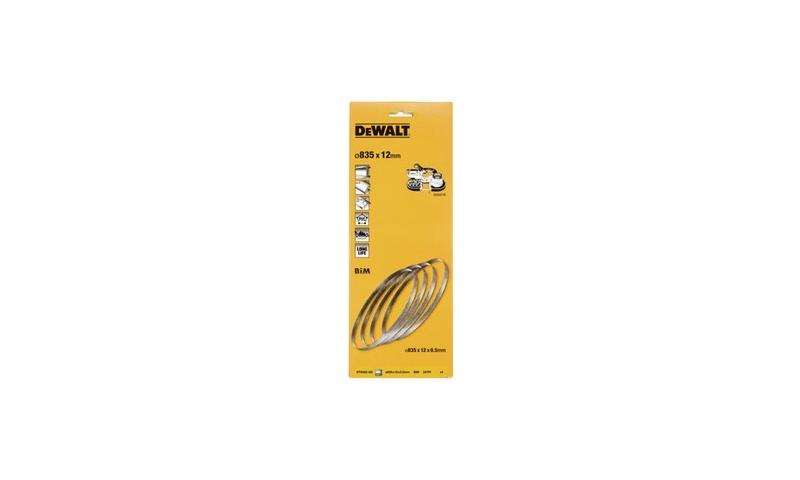 Dewalt 24TPI Cordless Bandsaw Blade 4pk (DT8462)