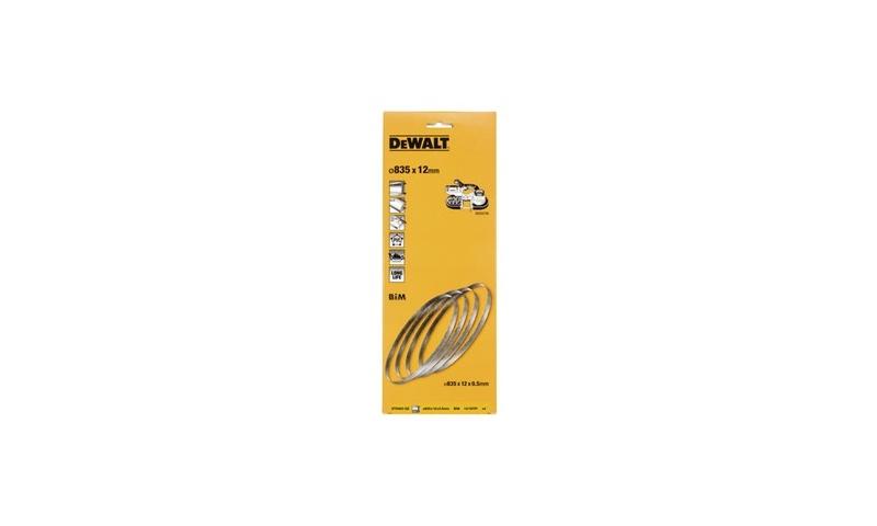 Dewalt 14/18TPI Cordless Bandsaw Blade 4pk (DT8463)