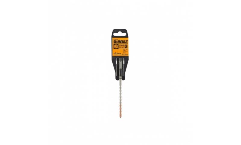 Dewalt DT9508 SDS+ Extreme Drill Bit 5.5mm x 110mm