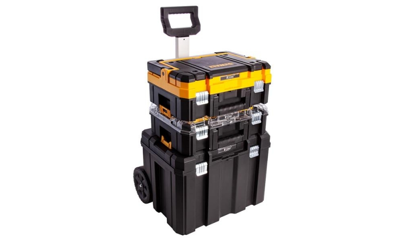 DEWALT DWST1-81049 TSTAK MOBILE WHEELED TOWER