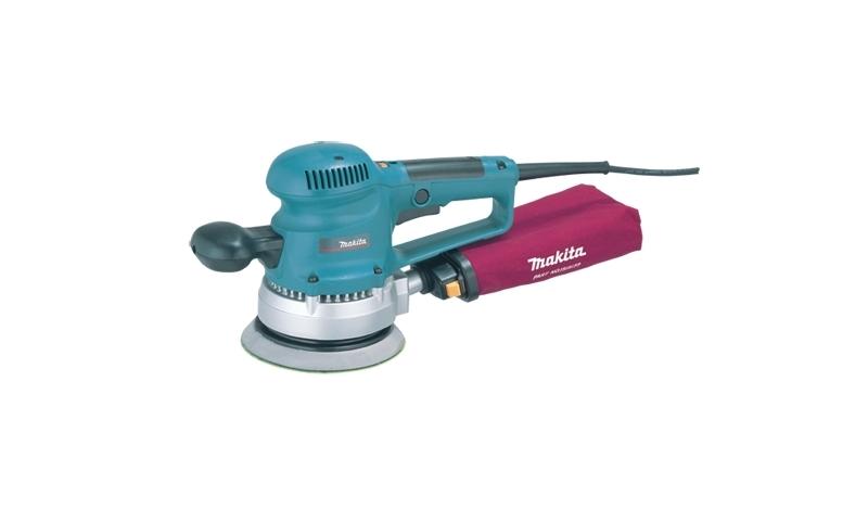 """Makita BO6030 220V 6"""" (150mm) Random Orbit Sander"""