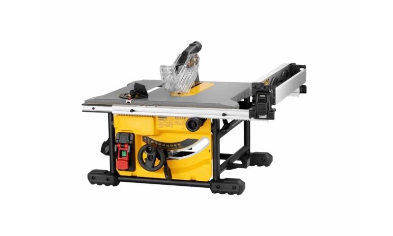 DeWalt DWE7485-L 110V 210mm 1850W Compact Table Saw