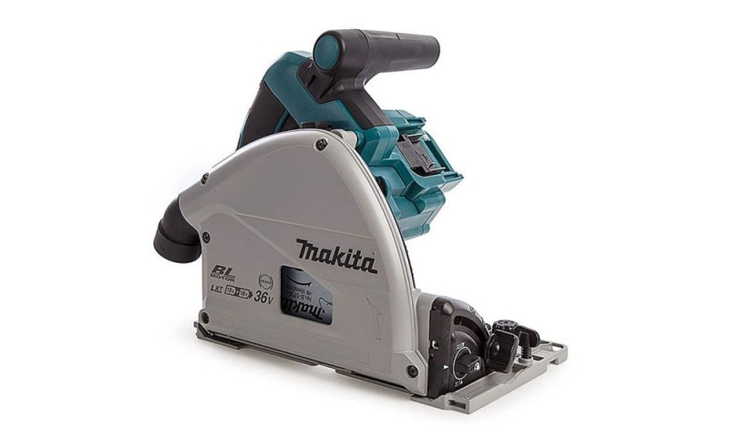 Makita 36v Plunge Saw With Rails And Joining Bar (DSP600ZJ)