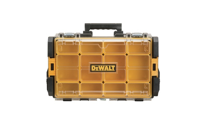 Dewalt DWST1-75522 DS100 Tough System Clear Lid Organiser