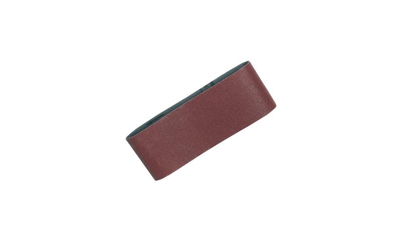 Makita Abrasive Belt 100mm x 610mm 80G 5 Pack (P-36902)