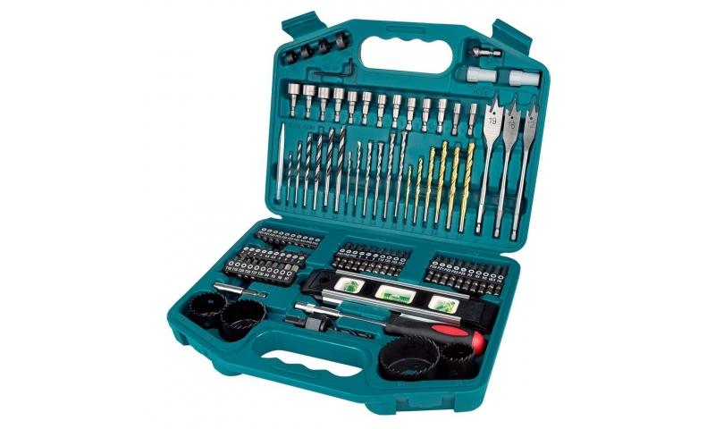 Makita 101Pc Drill and Screwdriver Bit Set (P-67832)