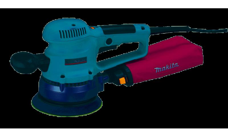 """Makita BO6030 110V 6"""" (150mm) Random Orbit Sander"""