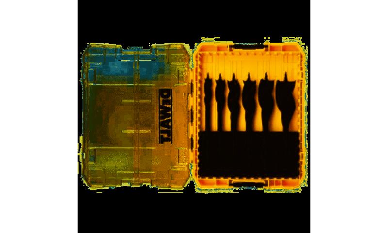Dewalt DT90238 Extreme Tri-Flute Spade Bit Set